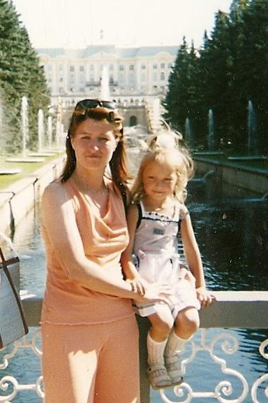 Elena St. Petersburg Russia