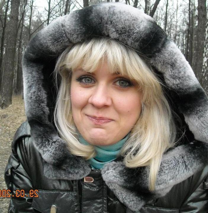 Sexual Kiev lady