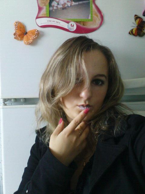 Grils blonde Kiev