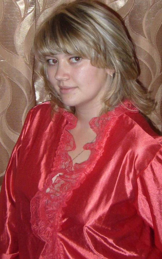 Marina from tomsk
