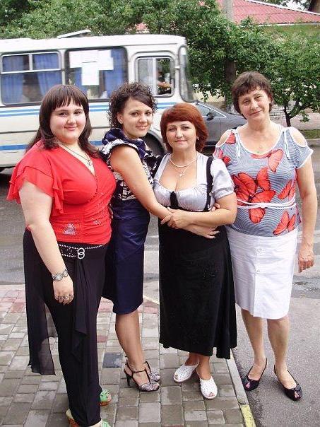 Russian women now